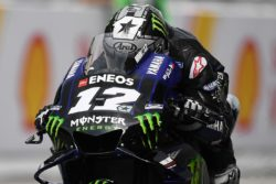 "MotoGp, Viñales esalta la nuova Yamaha: ""il telaio funziona"