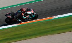 MotoGp – Test Valencia |  Day1 |  sessione terminata |  tripletta Yamaha al Ricardo Tormo