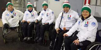wheelchair curling