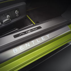 Bentley Pikes Peak
