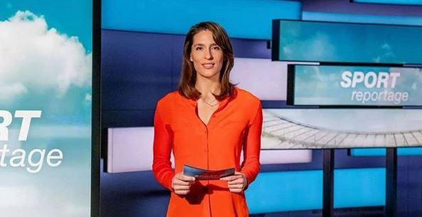 Andrea Petkovic giornalista