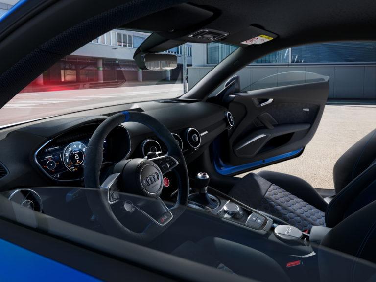Audi TT RS Coupé Interior