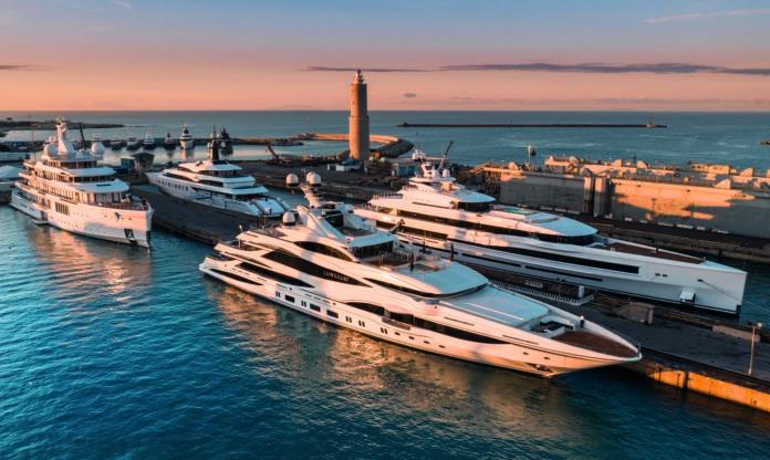 yacht azimut benetti