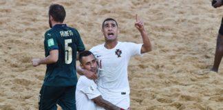 mondiali beach soccer portogallo italia