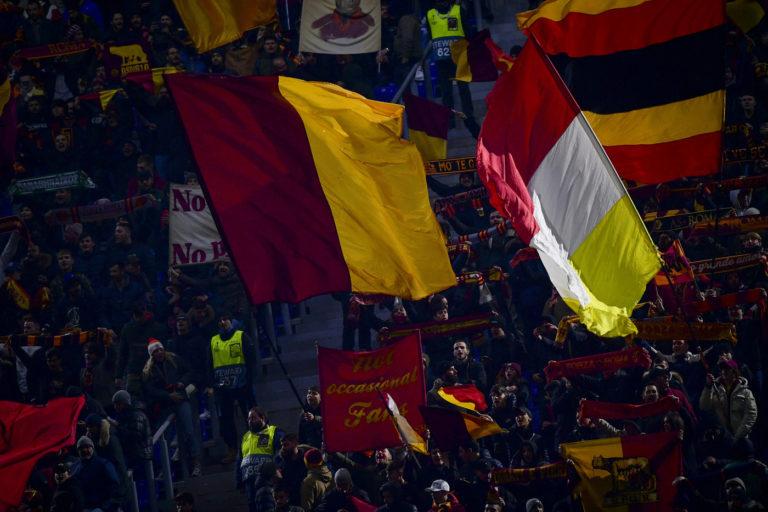 Fabio Rossi/AS Roma/LaPresse