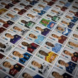 raccolta calciatori 2019 2020 figurine panini