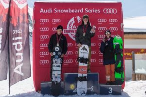 Alessandro Lotorto 1 posto Swiss Champs Slopestyle 2018