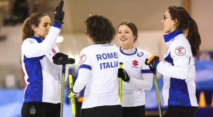 Italia femminile Curling