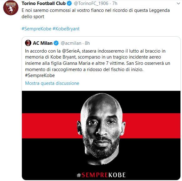 Torino Kobe Bryant