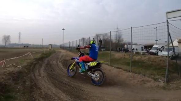 Valentino Rossi moto cross