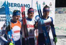 campionato italiano sci di fondo federico pellegrino
