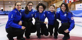 curling italia femminile