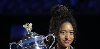 Australian Open, Naomi Osaka