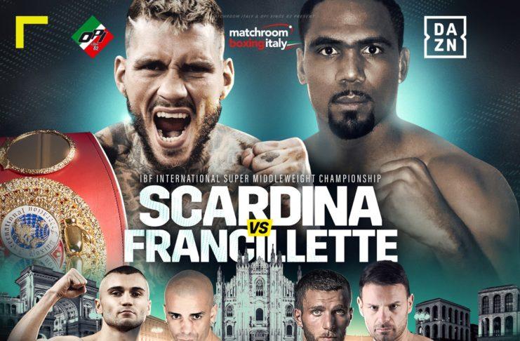 boxe scardina