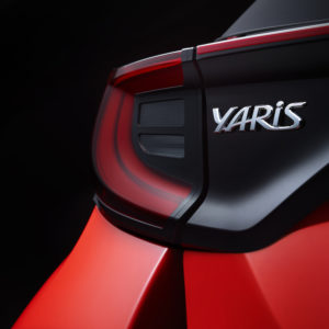Nuova Yaris