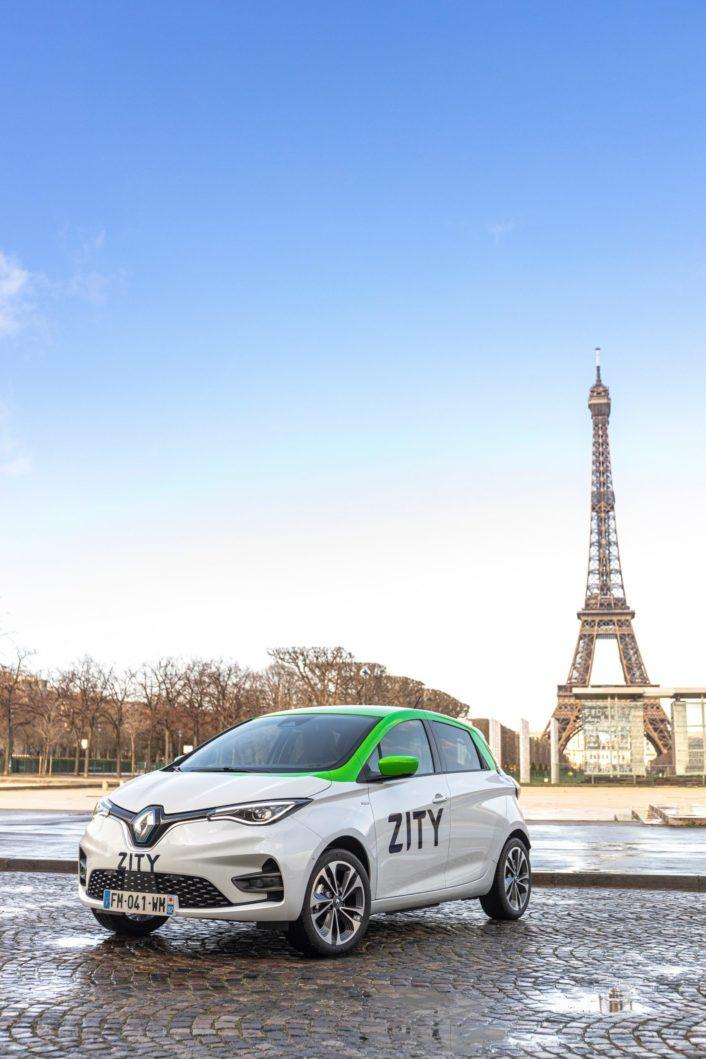 2020 - ZITY PARIS