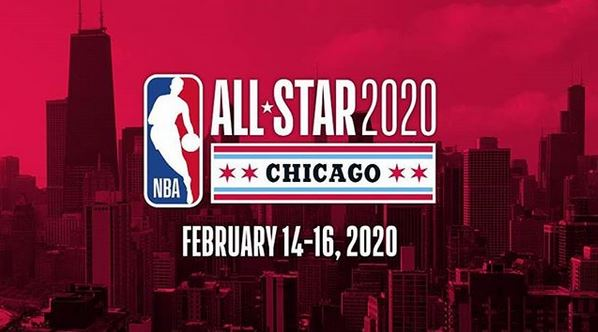 All-Star Game Chicago 2020 logo