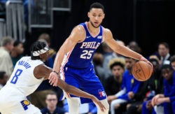 NBA – Infortunio Ben Simmons, Sixers in ansia: stagione finita?
