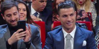 Cristiano Ronaldo Sanremo 2020