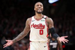NBA – Pace fatta fra Damian Lillard e Paul George: gli insulti fra le famiglie avevano superato il limite