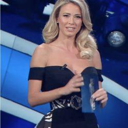 Diletta Leotta secondo vestito Sanremo