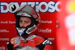 """MotoGp – Dovizioso pronto per Jerez: """"in sella alla Ducati s"""