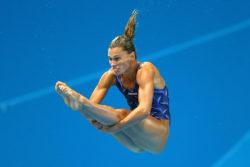 """Tuffi – Tania Cagnotto si ritira, Francesca Dallapè amara: """"si è infranto il sogno di una Olimpiade da mamme"""""""