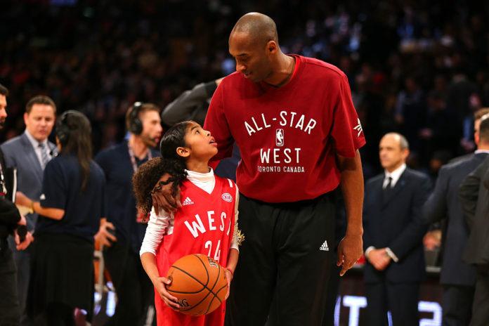 Kobe Bryant e Gigi Bryant