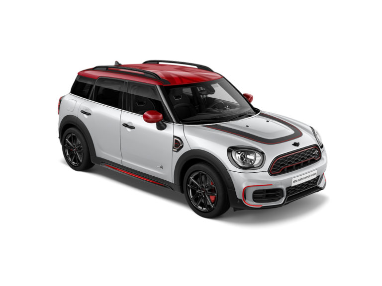 Nuova MINI Countryman John Cooper Works GT Edition