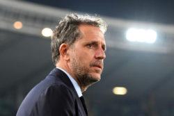 """Juventus, Paratici fa chiarezza sull'esonero di Sarri: """"decisione presa da tempo. Pirlo? Predestinato"""""""