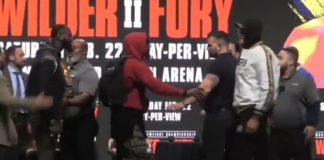 Rissa Deontay Wilder Tyson Fury
