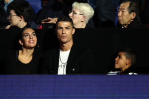 Ronaldo e Georgina