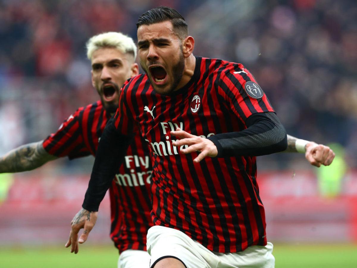"""Milan, la dichiarazione d'amore di Theo Hernandez: """"io capitano? Sarebbe un  sogno"""""""