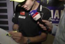 Valentino Rossi formazione Inter-Milan