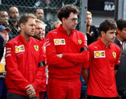 """Formula 1, Binotto bacchetta Vettel e Leclerc: """"hanno capito"""