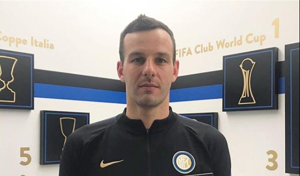 Inter, si ferma Handanovic: a rischio per il derby