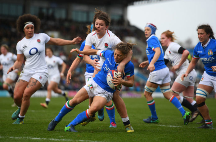 italia donne rugby