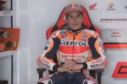 MotoGp – Finalmente si torna in pista, Marquez eccitato in v