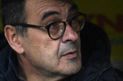 """Sassuolo Juventus, Sarri non si sbottona: """"scudetto non scon"""