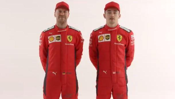Formula 1: Ferrari SF1000, ecco le prime foto live