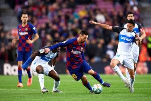 Messi Barcellona-Alaves
