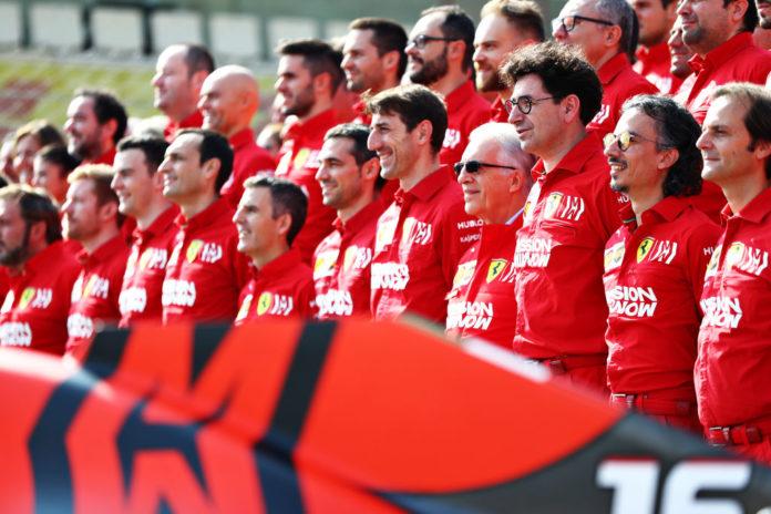 squadra Ferrari