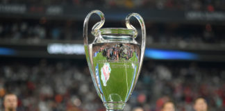 Champions League trofeo coppa