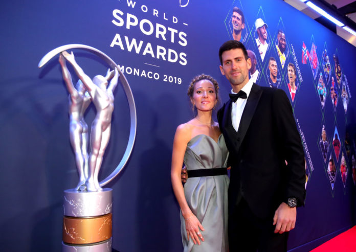 Coronavirus, Serbia: Djokovic dona 1 milione di euro per respiratori