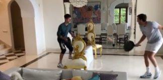 Djokovic tennis quarantena