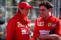 """Formula 1, Binotto e la rinuncia al ruolo di direttore tecnico: """"vi spiego perché ho preso questa decisione"""""""
