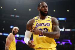 """NBA – Lakers primi ad Ovest, l'orgoglio di LeBron James: """"dicevano che non ce l'avrei fatta"""""""