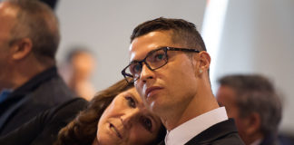 Mamma Ronaldo