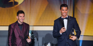 Messi e Ronaldo