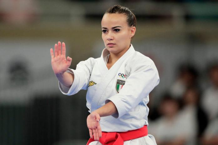 Viviana Bottaro Karate Italia